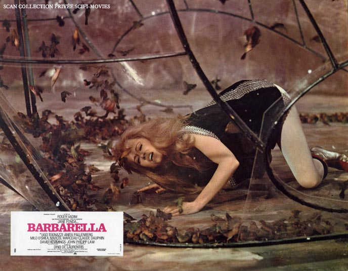 Photo de 'Barbarella' - Scan scifi-movies - Barbarella (Barbarella) - cliquez sur la photo pour la fermer