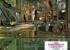 Still from 'Barbarella' - Scan scifi-movies - Barbarella (Barbarella)