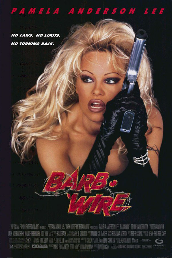 Us poster from the movie Barb Wire