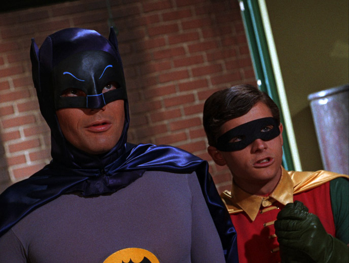 Photo de 'Batman' - ©1966 20th Century Fox Television - Batman (Batman) - cliquez sur la photo pour la fermer