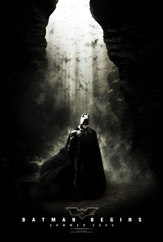 Us poster from the movie Batman Begins