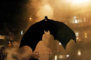 Batman is back but begins... - Batman Begins (Batman Begins)