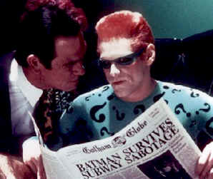 Association of vilains - Batman Forever