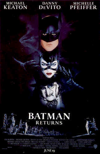 Us poster from the movie Batman Returns