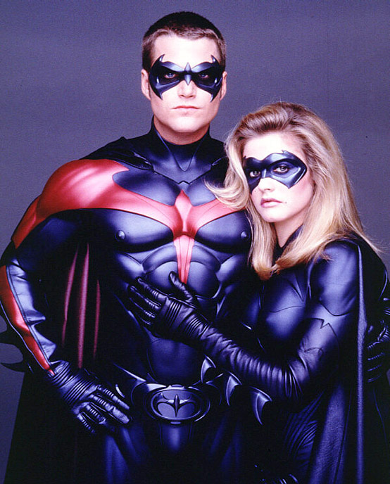 Photo de 'Batman & Robin' - ©1997 Warner Bros. - Batman & Robin (Batman & Robin) - cliquez sur la photo pour la fermer