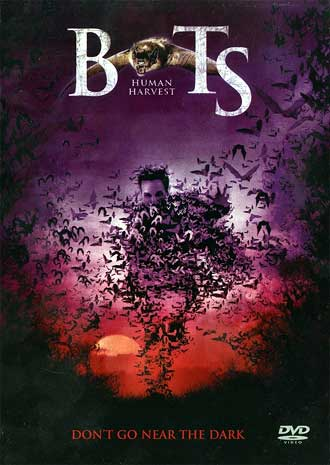 Unknown artwork from the TV movie Bats: Human Harvest