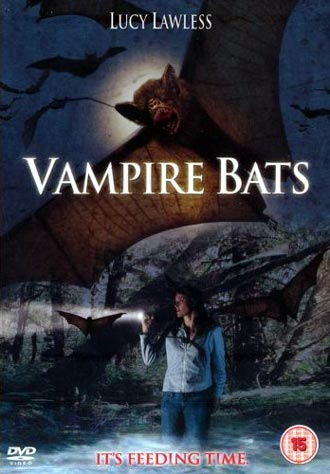 Unknown artwork from the TV movie Vampire Bats
