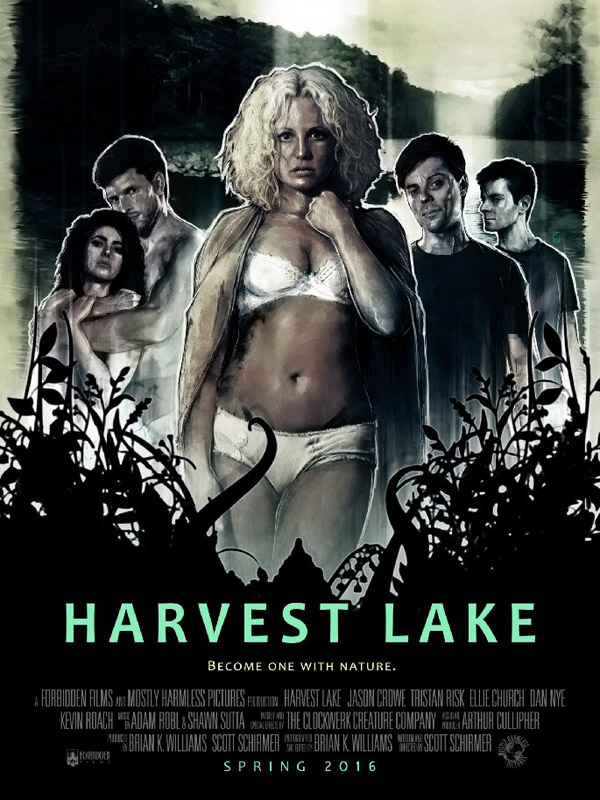 Affiche américaine de 'Harvest Lake'
