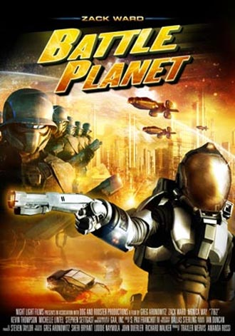 Us poster from the movie Battle Planet