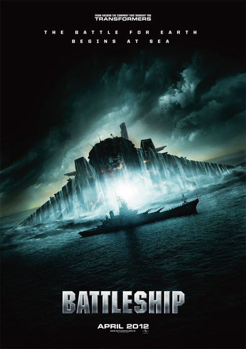 Us poster from the movie Battleship