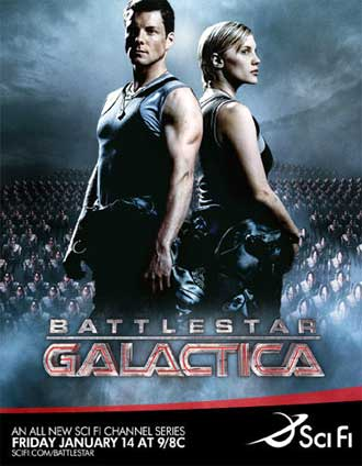 Us poster from the series Battlestar Galactica