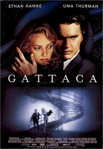 Us poster from the movie Gattaca
