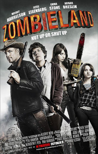 Us poster from the movie Zombieland