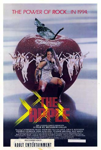 Us poster from the movie The Apple