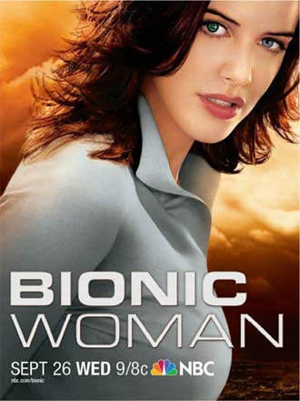 Us poster from the series Bionic Woman