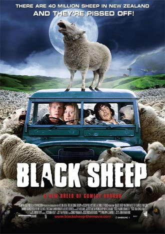 Us poster from the movie Black Sheep