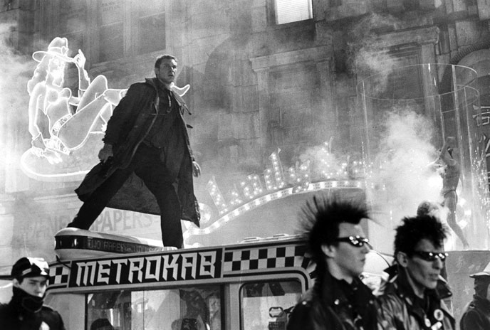 Photo de 'Blade Runner' - ©1982 The Ladd Company - Blade Runner (Blade Runner) - cliquez sur la photo pour la fermer