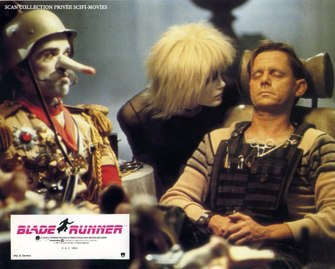 Photo de 'Blade Runner' - ©1982 The Ladd CompanyScan scifi-movies - Blade Runner (Blade Runner) - cliquez sur la photo pour la fermer