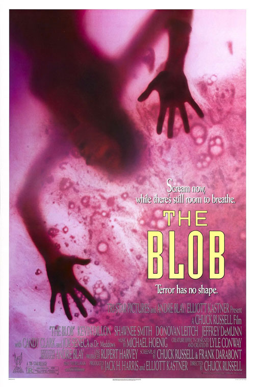 Us poster from the movie The Blob