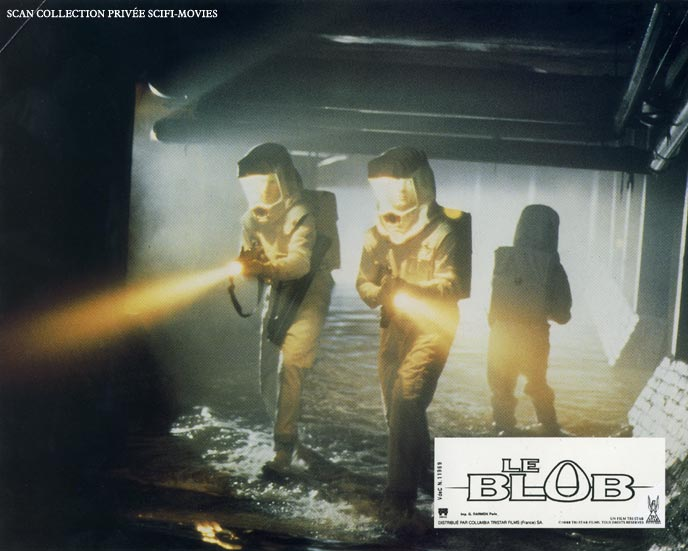 Photo de 'The Blob' - Scan scifi-movies - The Blob (The Blob) - cliquez sur la photo pour la fermer