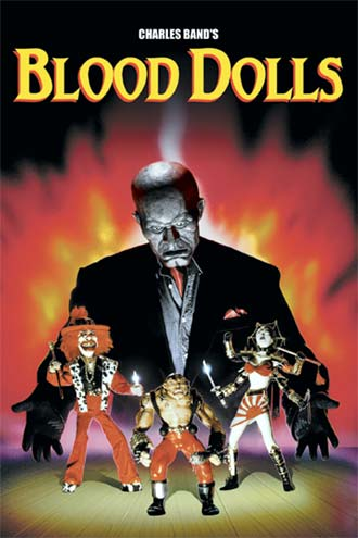 Us poster from the movie Blood Dolls