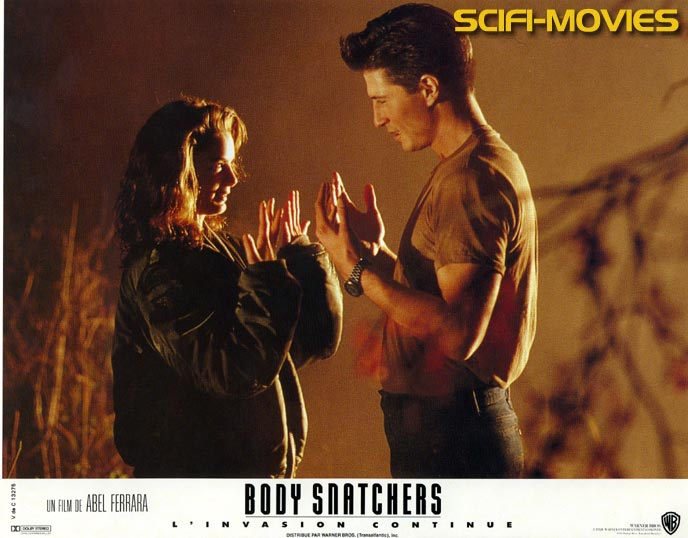 Photo de 'Body Snatchers' - ©1993 Warner Bros Scan scifi-movies - Body Snatchers (Body Snatchers) - cliquez sur la photo pour la fermer