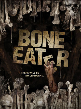 Unknown artwork from the TV movie Bone Eater