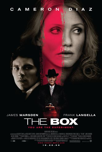 Us poster from the movie The Box