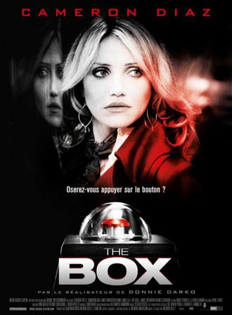 Affiche française de 'The Box'