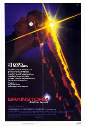 Us poster from the movie Brainstorm