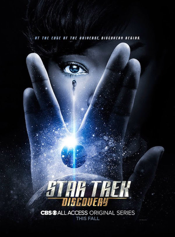 Us poster from the series Star Trek: Discovery