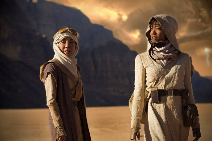 Still from 'Star Trek: Discovery' - ©2017 CBS Television Studios - Star Trek: Discovery (Star Trek: Discovery) - click on the still to close it