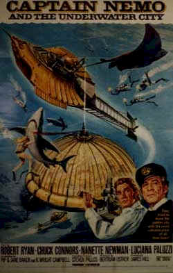 Us poster from the movie Captain Nemo and the Underwater City