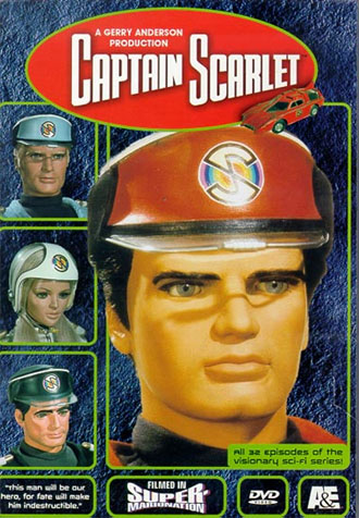 Unknown artwork from the series Captain Scarlet and the Mysterons