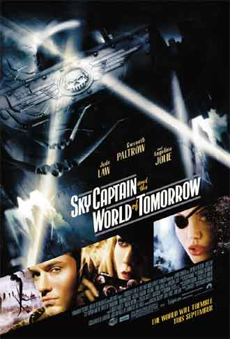 Us poster from the movie Sky Captain and the World of Tomorrow
