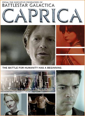 Us poster from the series Caprica