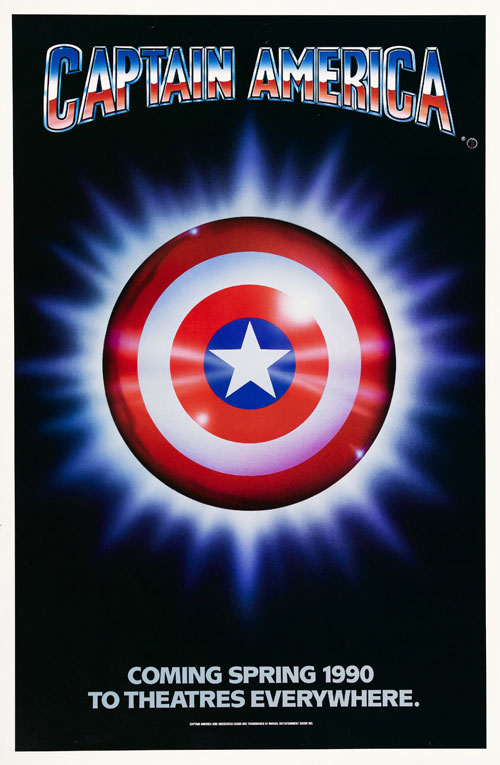 Us poster from the movie Captain America