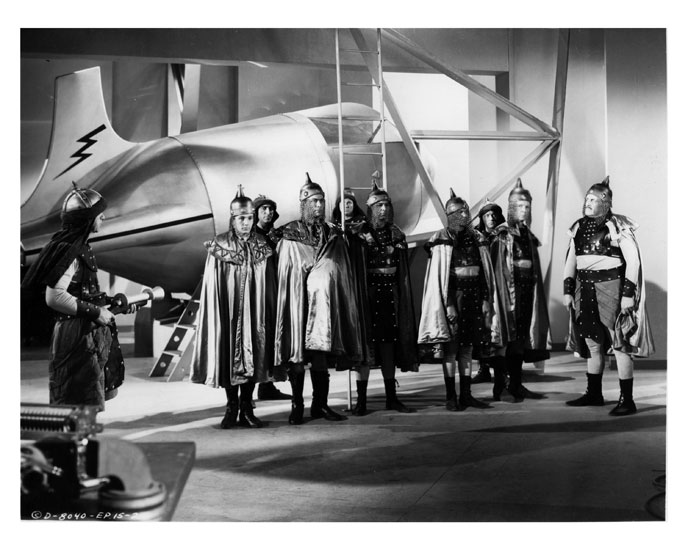 Photo de 'Captain Video, Master of the Stratosphere' - ©1951 Columbia Pictures Corporation - Captain Video, Master of the Stratosphere (Captain Video, Master of the Stratosphere) - cliquez sur la photo pour la fermer