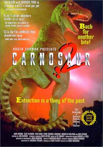 Unknown poster from the movie Carnosaur 2