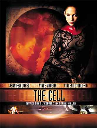 Affiche française de 'The Cell'