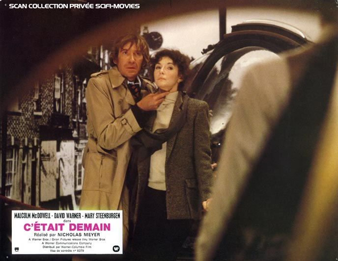 Photo de 'C'était demain' - ©Warner Bros Scan SCIFI-MOVIES - C'était demain (Time After Time) - cliquez sur la photo pour la fermer