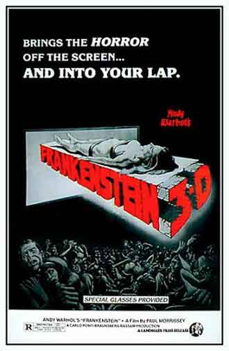 Unknown poster from the movie Flesh for Frankenstein