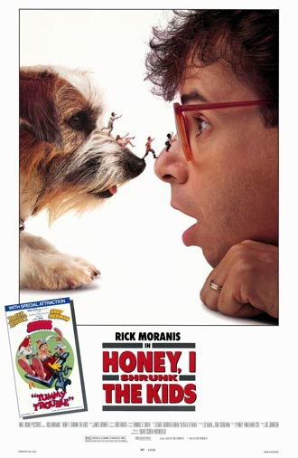 Us poster from the movie Honey, I Shrunk the Kids