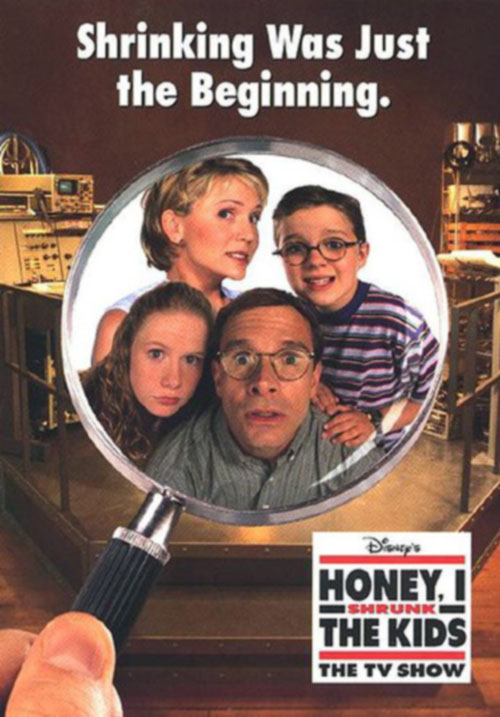 Us poster from the series Honey, I Shrunk the Kids: The TV Show