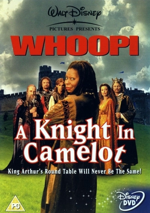 Unknown artwork from the TV movie A Knight in Camelot