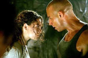 Kyra and Riddick - The Chronicles of Riddick (The Chronicles of Riddick)