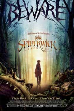 Unknown artwork from the movie The Spiderwick Chronicles