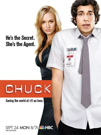 Us poster from the series Chuck