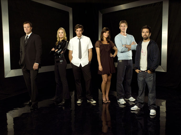 Photo de 'Chuck' - © Warner Bros. Television - Chuck (Chuck) - cliquez sur la photo pour la fermer