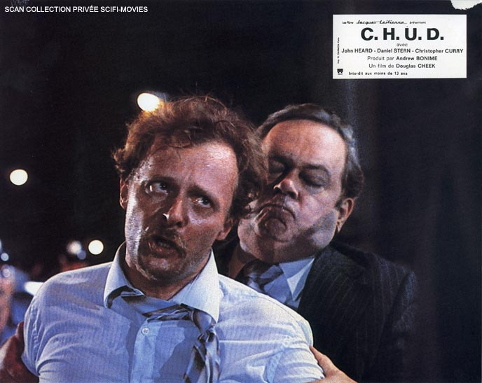 Photo de 'C.H.U.D.' - C.H.U.D. Scan scifi-movies - C.H.U.D. (C.H.U.D.) - cliquez sur la photo pour la fermer